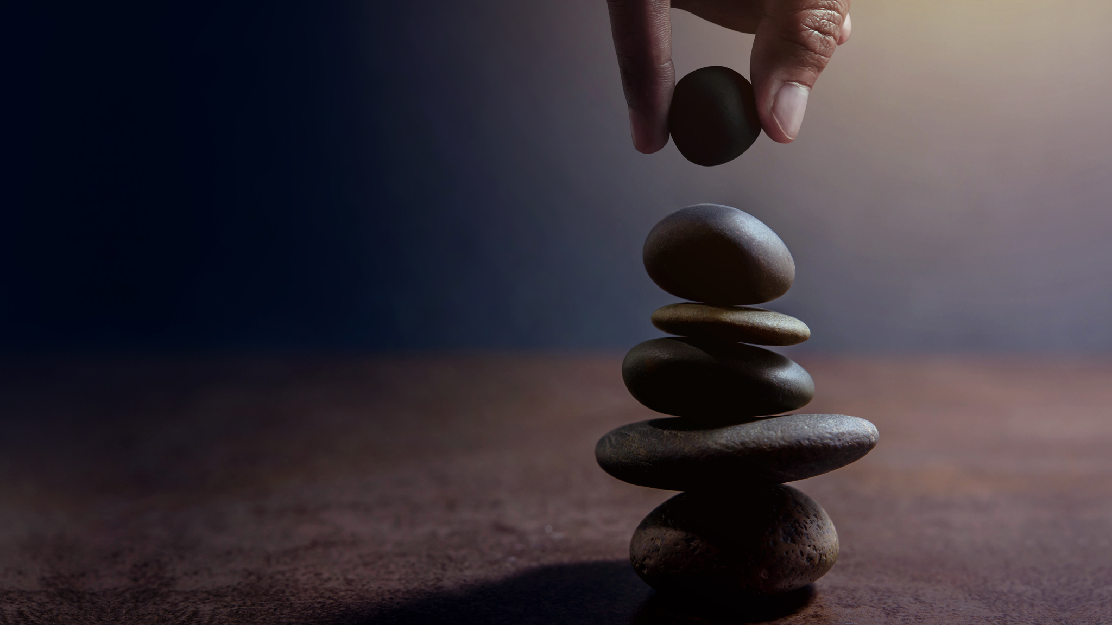 Балансирующие камни - метафора