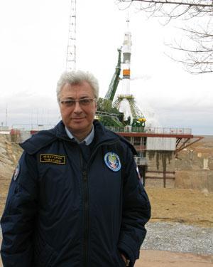 Накосмодроме Байконур. 2009год