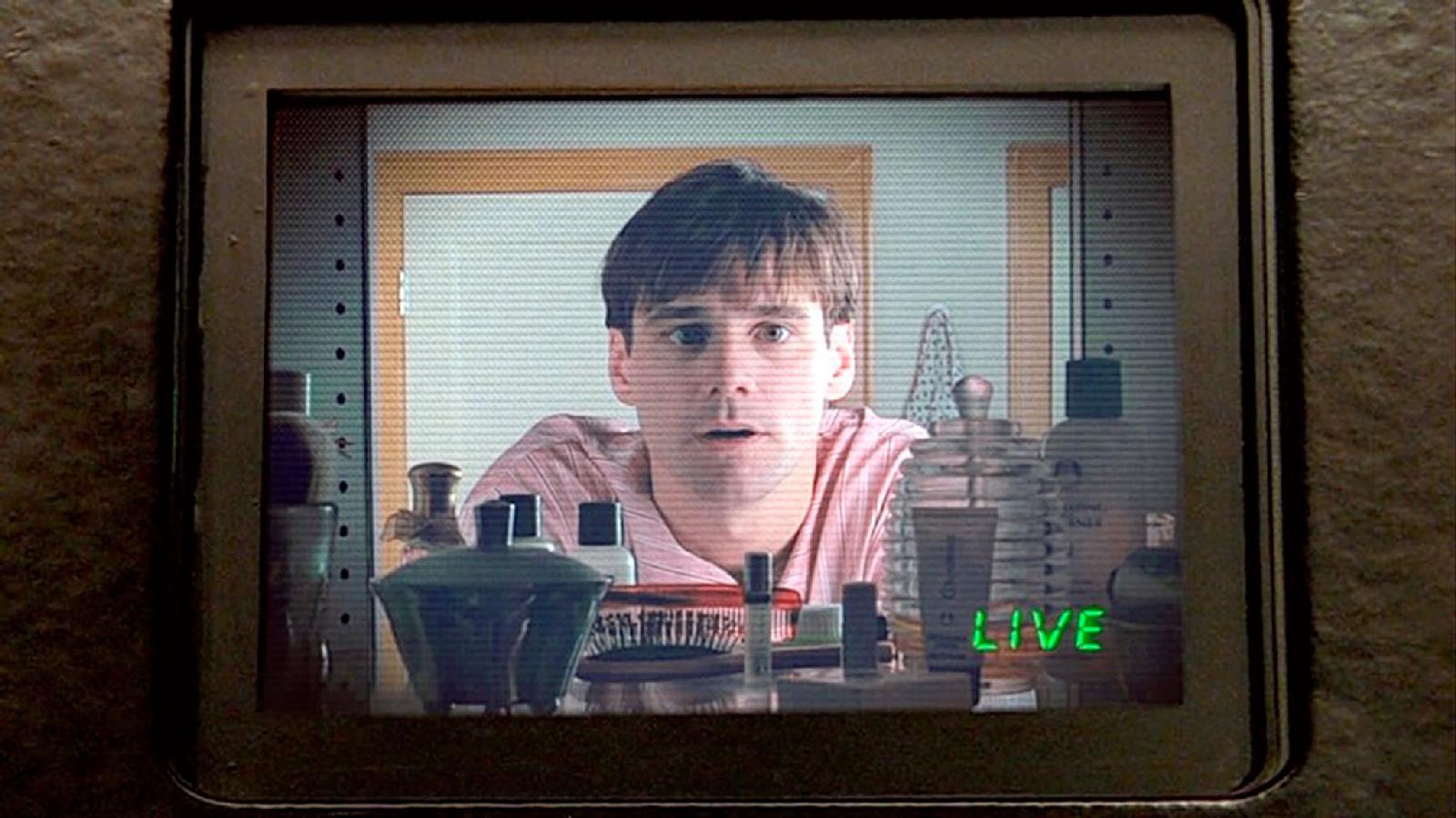 Кадр из фильма «Шоу Трумана»
