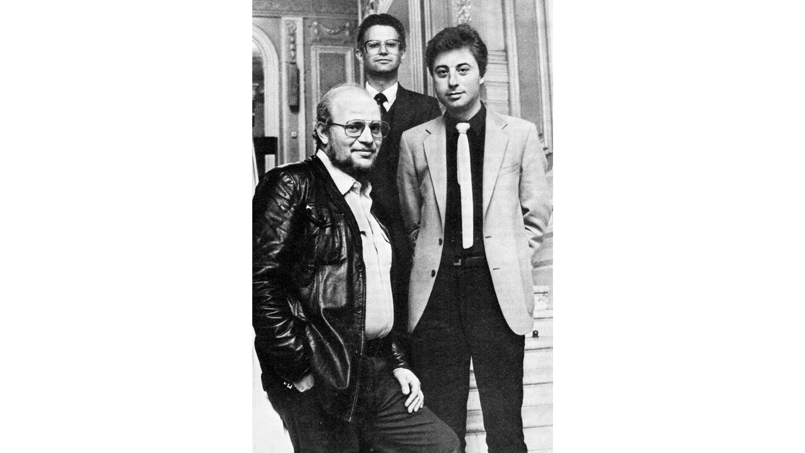 Авторы проекта: Юрий Батурин, Юрий Энтин, Михаил Федотов. 1990 год