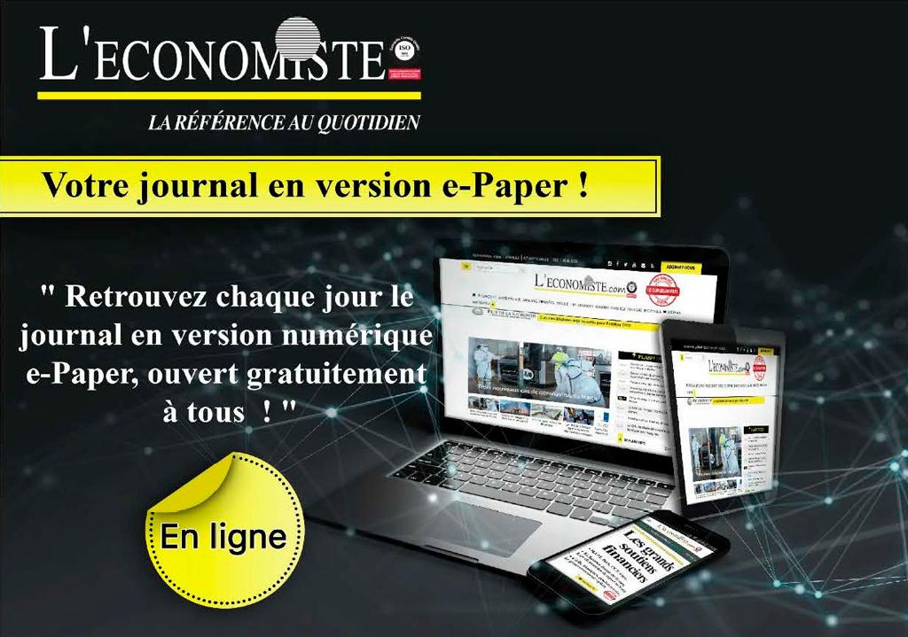 Бесплатные электронные версии L'Economiste были доступны только во время карантинного запрета на распространение печатных газет в Марокко