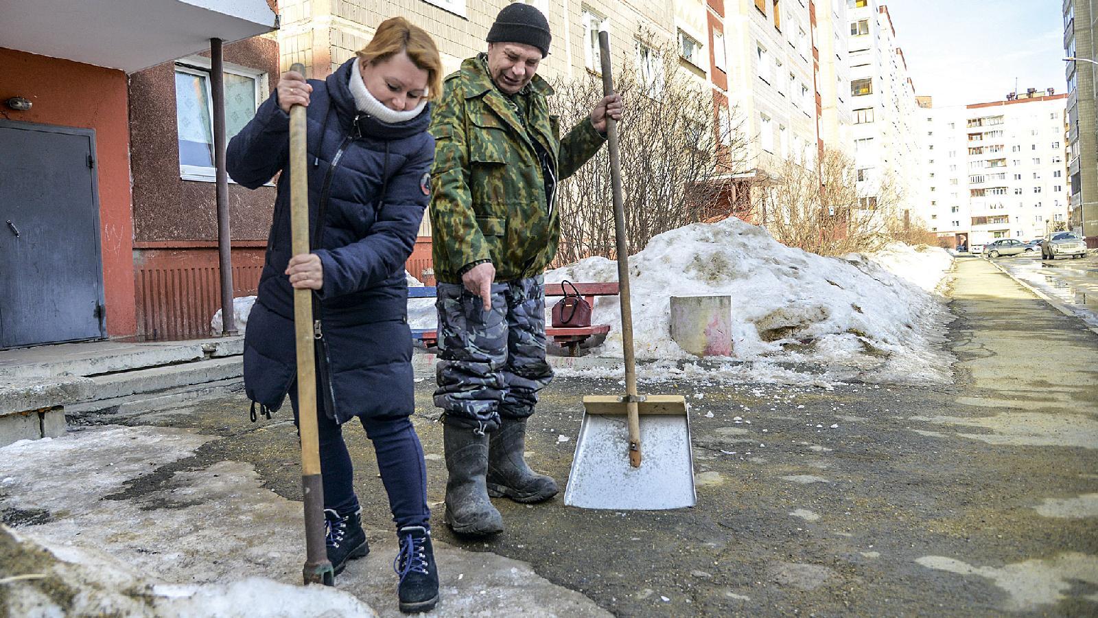 Рубрика «Журналист меняет профессию» глазами корреспондента Елены Сахаровой