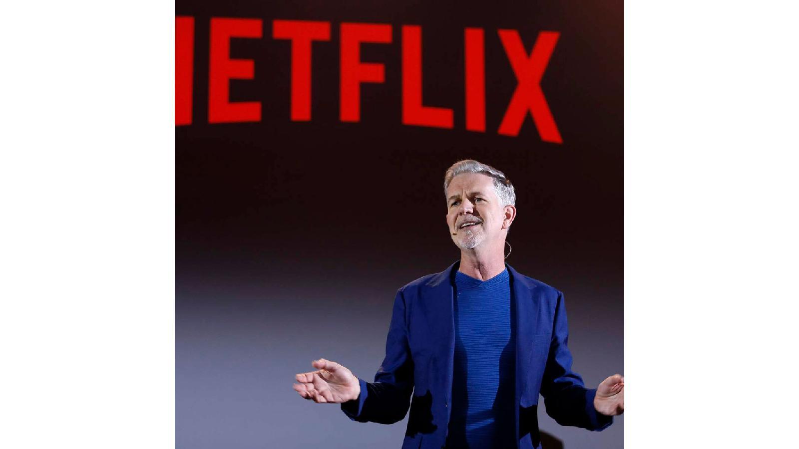 Рид Хастингс, глава Netflix, сказал, что их главный конкурент — не кинотеатры или стриминги, а сон