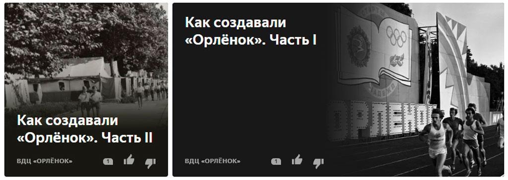 Исторические материалы с Яндекс.Дзена, суммарно около 500 дочитываний