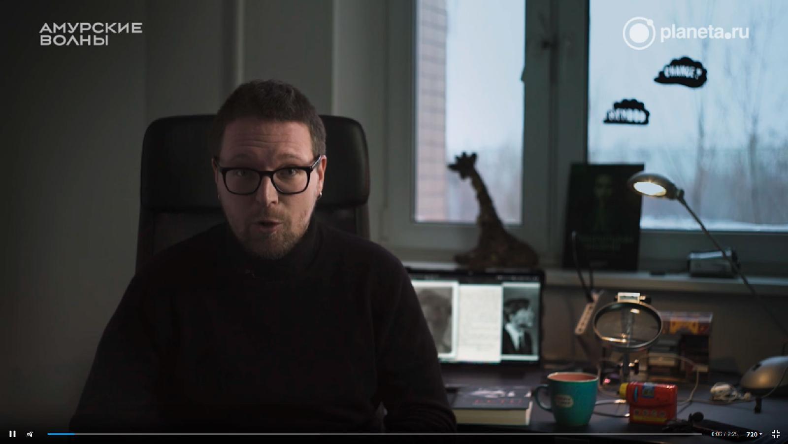 Кадр из ролика для кампании по сбору средств на фильм «Это Эдик». Сумма 1 752 100 руб. была собрана примерно за три месяца