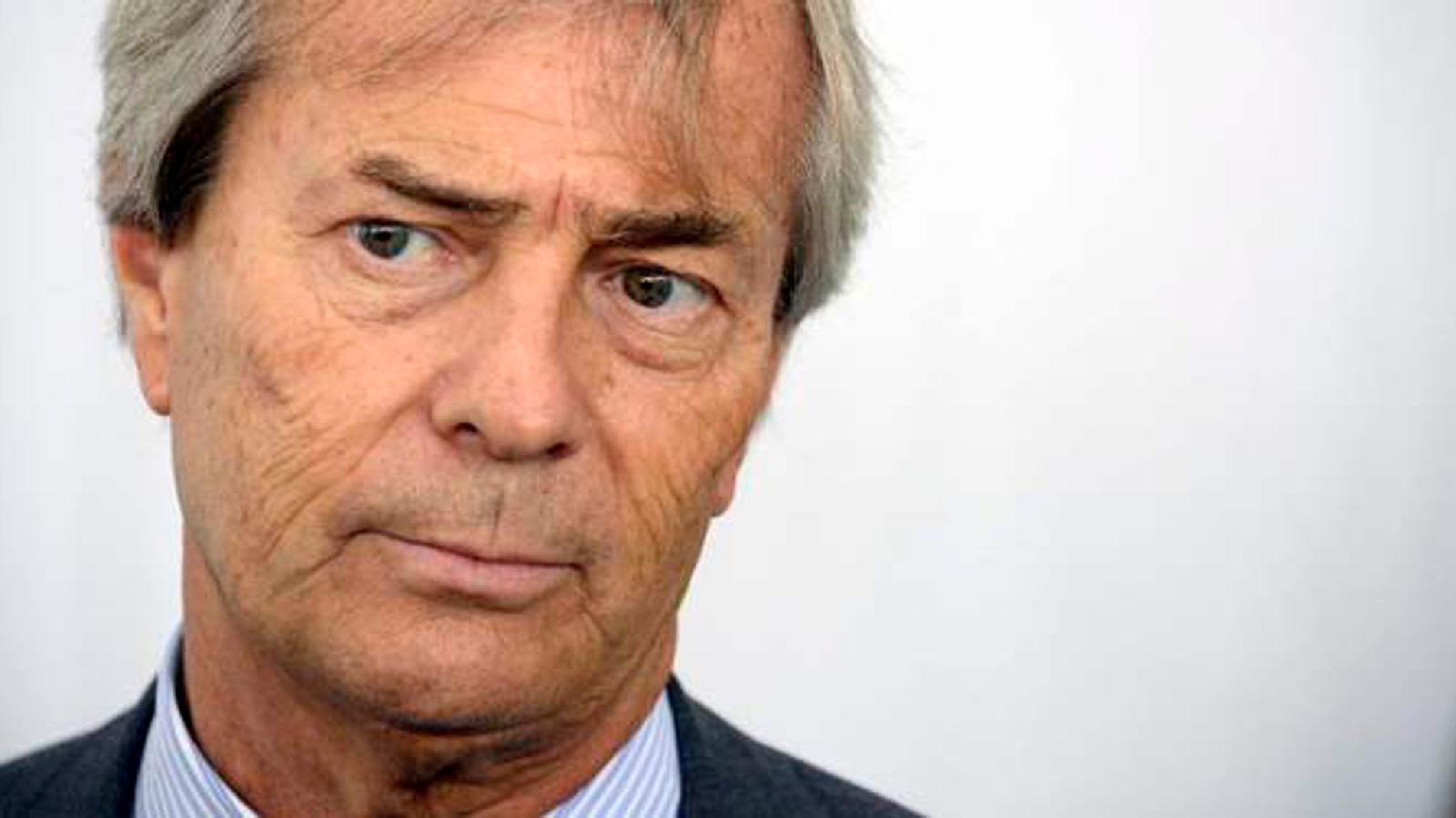 французский «олигарх» Венсан Боллоре