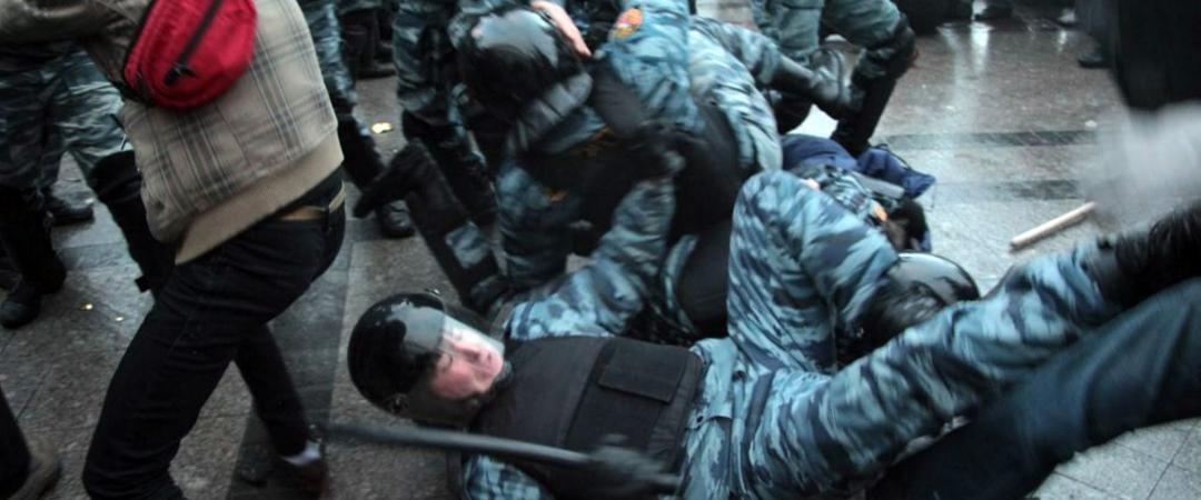 Митинг наМанежной площади, 11 декабря 2010года