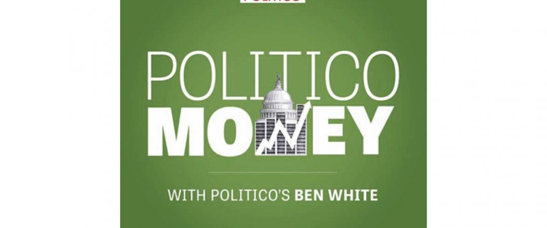 MONEY «Встречайте самых влиятельных людей Вашингтона иУолл-стрит! Подкаст поможет вам понять экономическую ифинансовую политику страны, которая движет рынками нетолько вСША, ноиповсему миру»