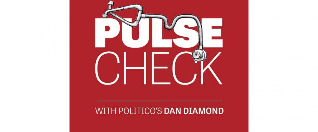 PULSE CHECK. «Еженедельная программа Pulse Check поможет вам следить задебатами, определяющими политику вобласти здравоохранения, изадать вопрос наиболее влиятельным людям изданной сферы»
