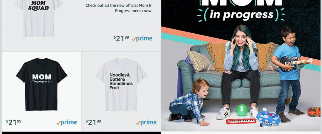Магазин Buzzfeed работает на amazon.com
