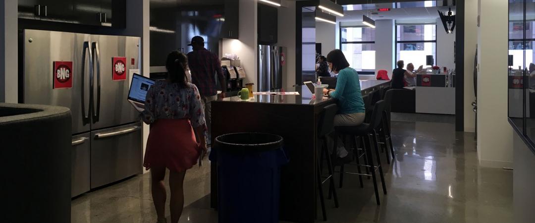 кухня в редакции