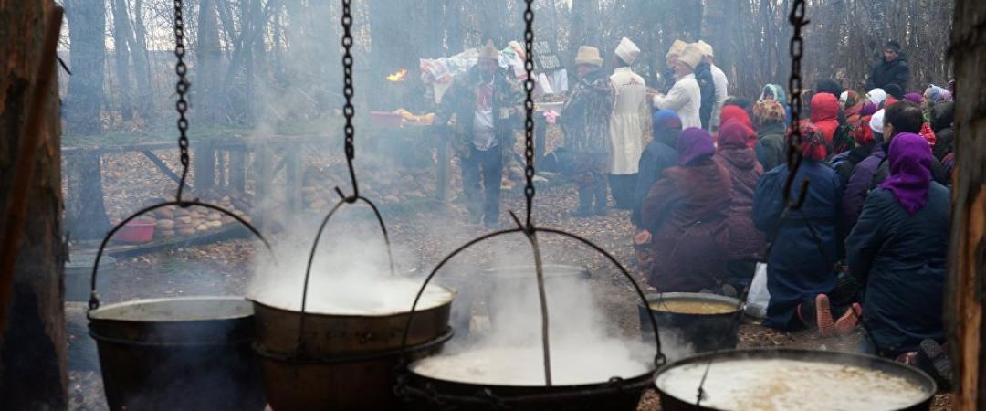 Марийцы — последний народ Европы, никогда незнавший массового обращения вхристианство илиислам
