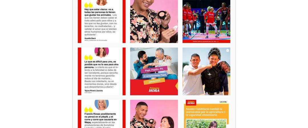 Пуэрто-риканские Primera Hora и El Nuevo Dia хотят омолодить свою аудиторию и делают ставку на Instagram