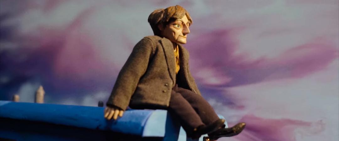 Кадры из официального трейлера к фильму «Это Эдик»