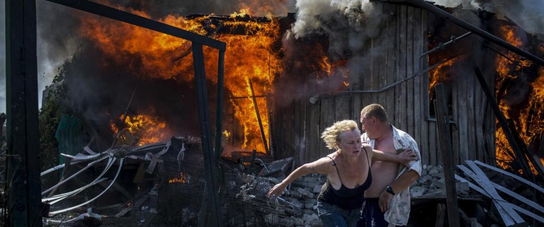 World Press Photo 2017. Валерий Мельников победил ссерией «Черные дни Украины» вноминации «Долгосрочные проекты»