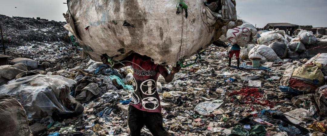 World Press Photo 2018. Лучшей фотосерией в номинации «Окружающая среда» стала «Пустошь» Кадира ван Лохуйзена